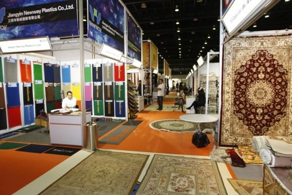 domotex fair carpet in turkey asya carpet